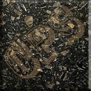 سنگ ساختمانی مشکی