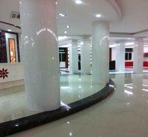سنگ ساختمانی سفید